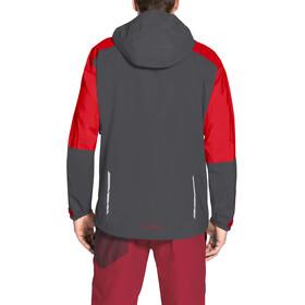 VAUDE Moab Rain Jacket Men iron